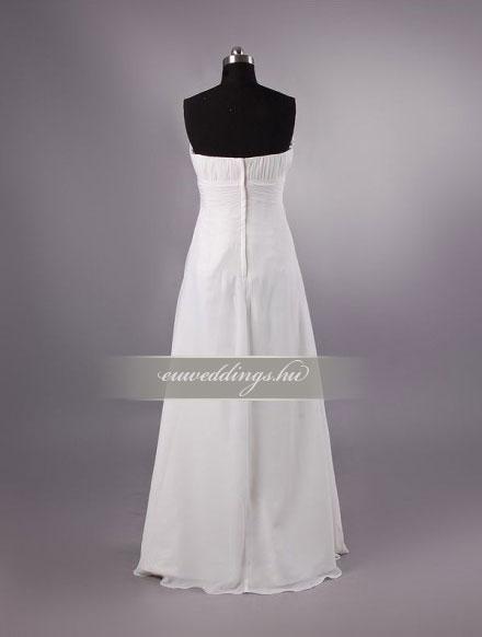 Menyasszonyi ruha kismamáknak-KMR-9215