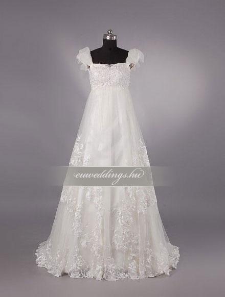 Menyasszonyi ruha kismamáknak-KMR-9295