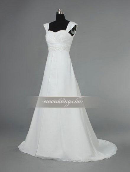 Menyasszonyi ruha kismamáknak-KMR-9305