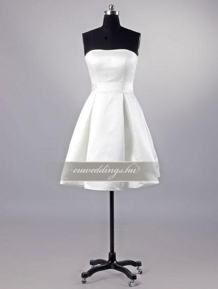 Esküvői ruha rövid-RMR-9517
