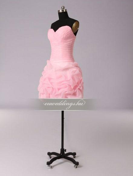 Esküvői ruha rövid-RMR-9657