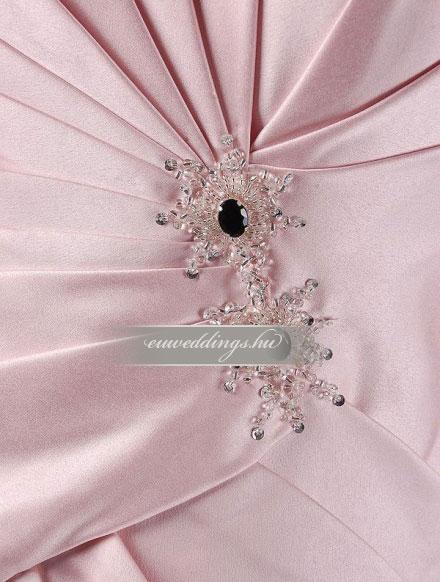 Esküvői ruha rövid-RMR-9820