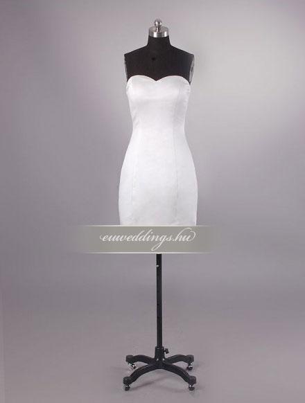 Esküvői ruha rövid-RMR-9916