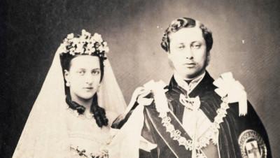 Dániai Alexandra és VII. Edward