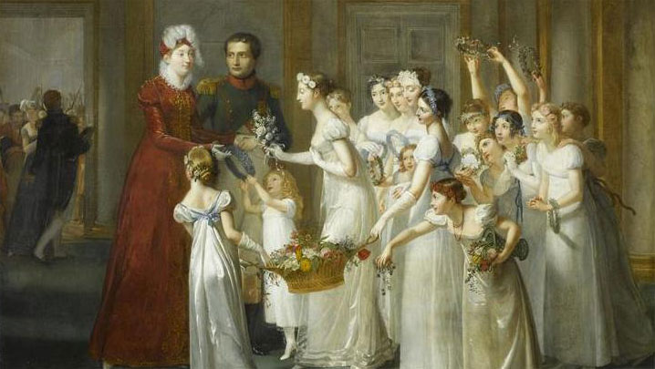 Napóleon és Mária Lujza