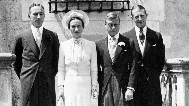 Wallis Simpson és Edward Windsor hercege