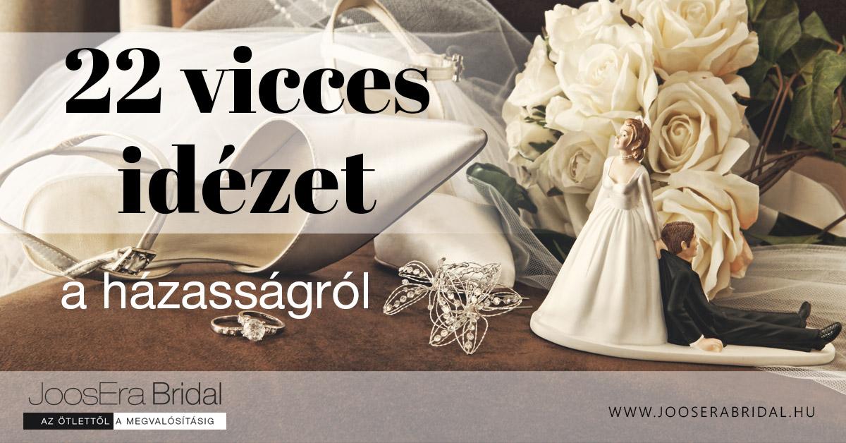 vicces idézetek esküvőre 22 vicces idézet a házasságról   JoosEraBridal